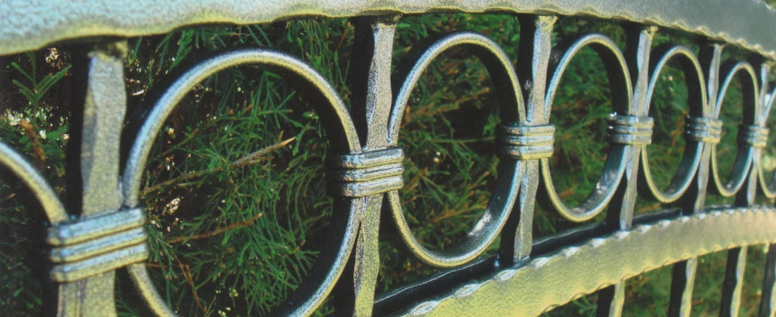 Metallzäune und Gartentore